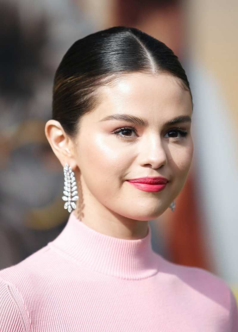 Selena Gomez's makeup artist reveals the 3 makeup products you need for a glowy skin look.