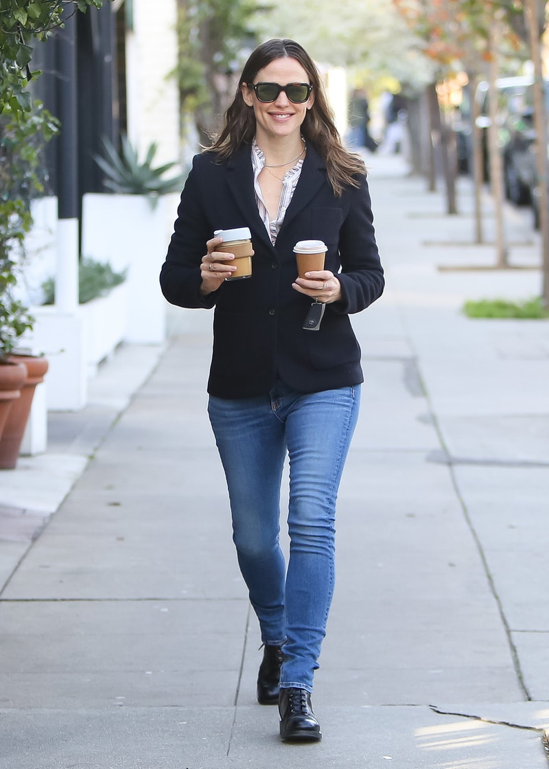 ennifer Garner is seen on February 05, 2020 in Los Angeles, California.