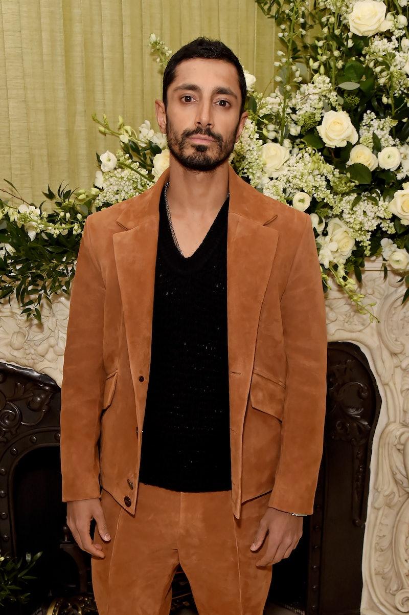 Riz Ahmed met his wife Fatima Farheen Mirza in a New York café.