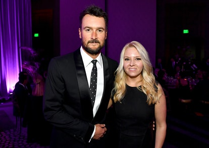 Eric Church has been married to wife Katherine Blasingame for 12 years.