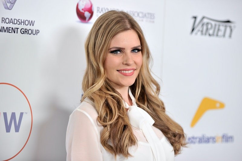 Jenna Rosenow from 'Firefly Lane.' Photo via Getty Images