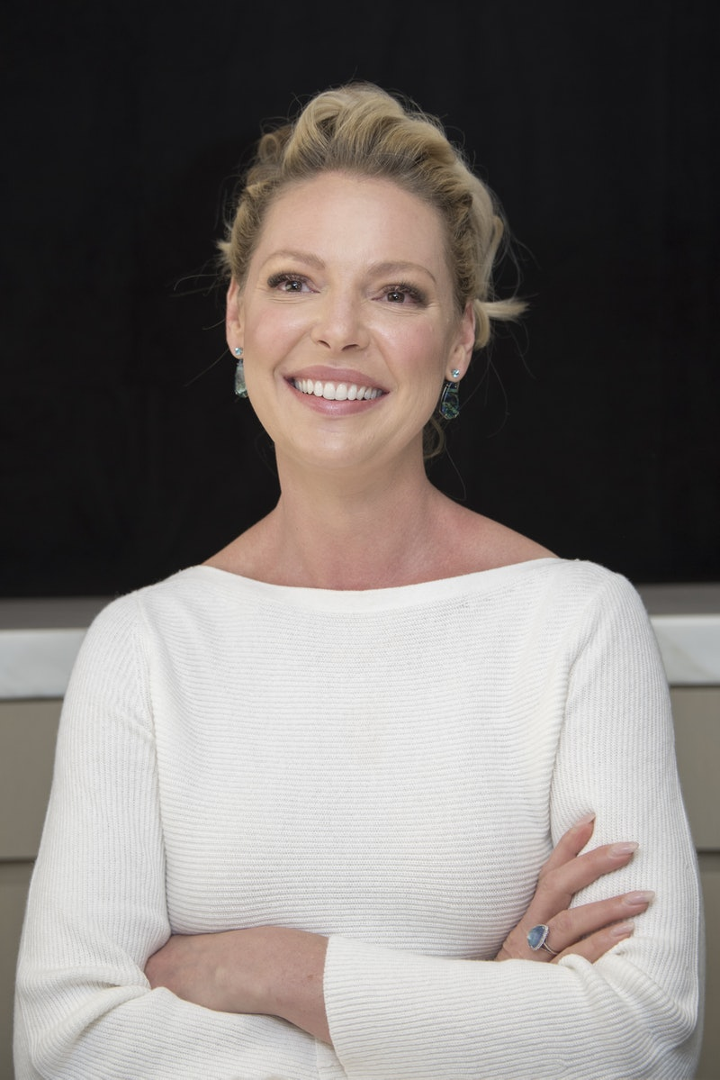 """Katherine Heigl talks rumors of her being """"difficult."""" Photo via Getty Images"""