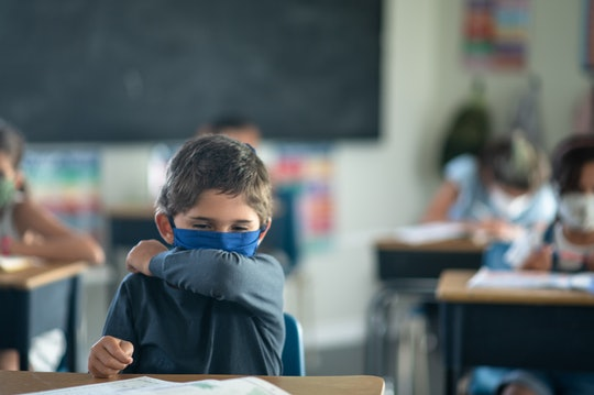Ohio Gov. Mike DeWine announced schools no longer need to require students who were exposed to COVID...