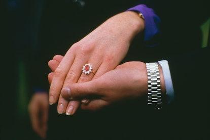 royal engagement rings duchess sarah ferguson