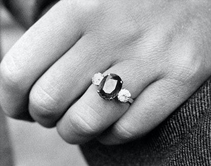 royal engagement rings katharine duchess of kent