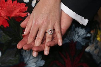 royal engagement rings princess eugenie