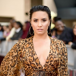 Demi Lovato threw shade at influencers who have been partying during the pandemic.