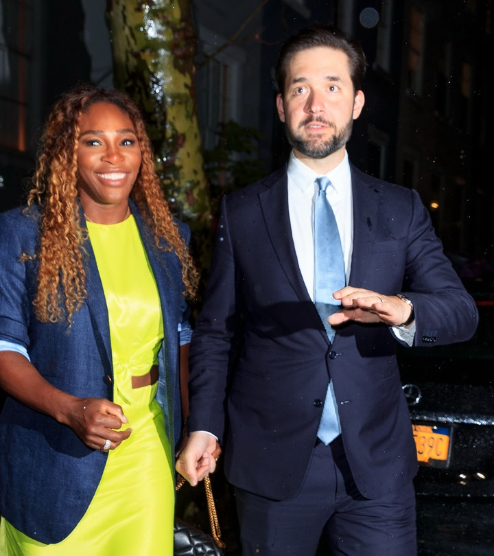 Alexis Ohanian has no time for body shamers.