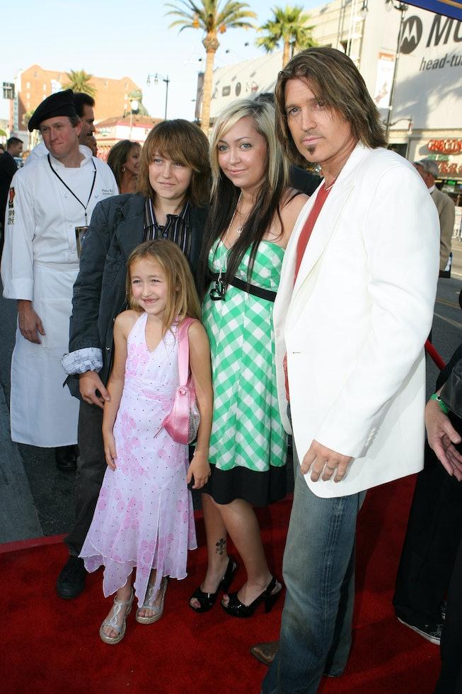 Noah Cyrus in 2007, Ratatouille Premiere