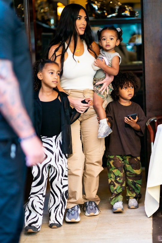 Kim Kardashian reportedly wants full custody of her four kids.