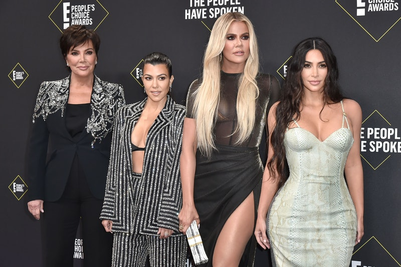 The Kardashian family celebrated the final day of filming 'KUWTK' on social media.