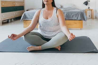 Yoga is a meditative practice while Pilates focuses on more on fitness.