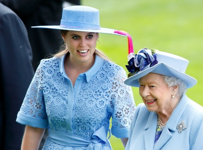 ASCOT, UNITED KINGDOM - JUNE 18: (EMBARGOED FOR PUBLICATION IN UK NEWSPAPERS UNTIL 24 HOURS AFTER CR...