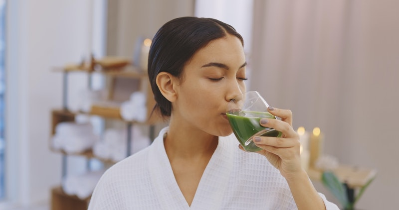 The detox starts today