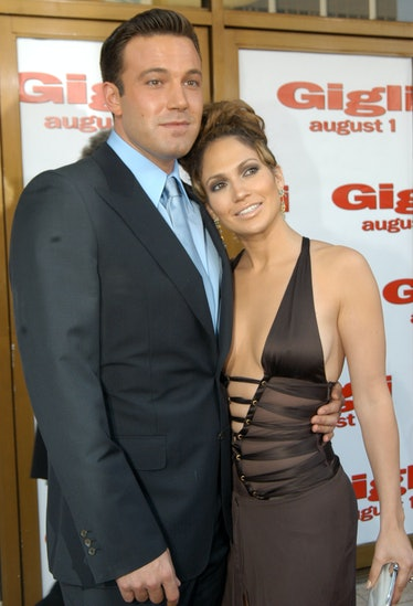 Ben Affleck and Jennifer Lopez (Photo by Jeff Kravitz/FilmMagic)