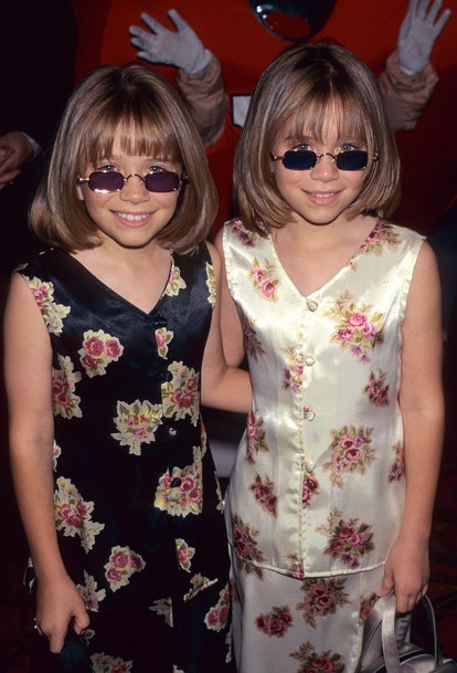 Mary-Kate Olsen and Ashley Olsen (Photo by Jim Spellman/WireImage)