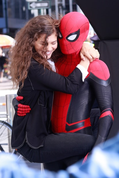 One of Zendaya's favorite things about Tom Holland is his dedication to the Spider-Man role.