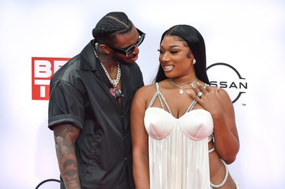 Megan Thee Stallion's quotes about Pardi Fontaine and their relationship prove they're right for eac...