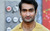 """LOS ANGELES, CALIFORNIA - AUGUST 02: Kumail Nanjiani attends the Warner Bros. Premiere of """"The Suici..."""