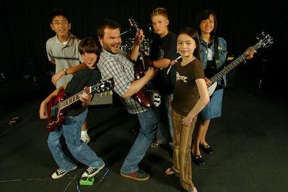 'School of Rock' is one of Netflix's 23 movies with phenomenal soundtracks. Photo via Brian Vander B...