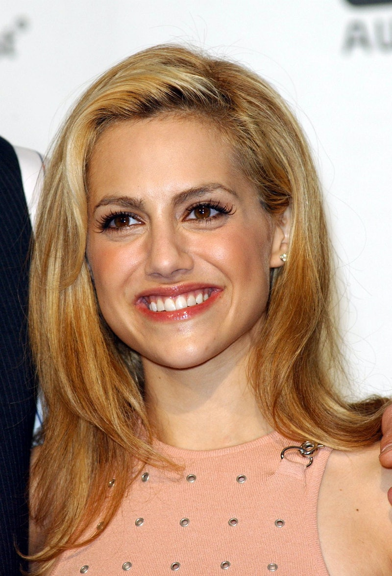 Brittany Murphy, who died in her Hollywood Hills home in 2009, arrives at the VH-1 Big In 2002 Award...