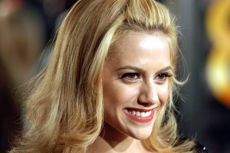 Brittany Murphy, who died in 2009, at the premiere of '8 Mile'
