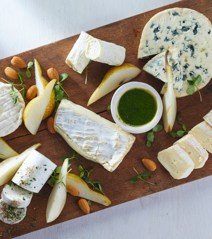 Soft cheeses are a food to avoid during pregnancy.