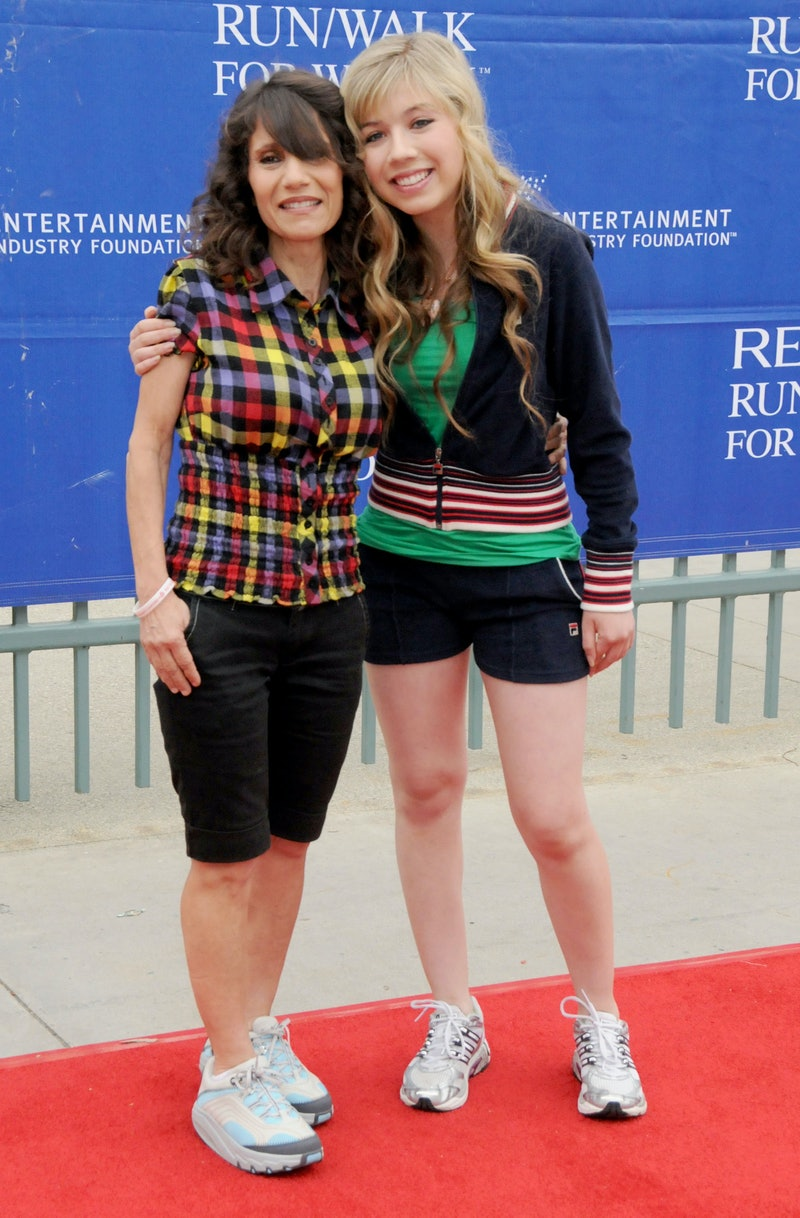 Jennette McCurdy Quit Acting Due To Her Late Mother's Emotional & Physical Abuse. Photo via Gregg De...