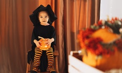 These easy Halloween costumes are perfect for every age kid.