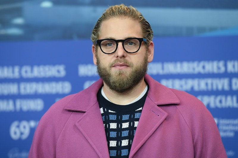 """BERLIN, GERMANY - FEBRUARY 10: Jonah Hill attends the """"Mid 90's"""" press conference during the 69th Be..."""