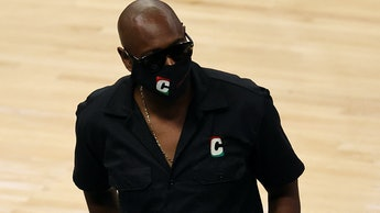 MILWAUKEE, WISCONSIN - JULY 20: Comedian Dave Chappelle attends Game Six of the NBA Finals between t...