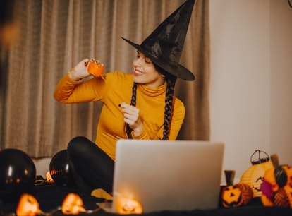 Whether you plan an online ghost tour or a murder mystery, these virtual Halloween 2021 experiences ...