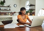 You'll need Instagram captions for work from home pictures that capture your WFH setup.