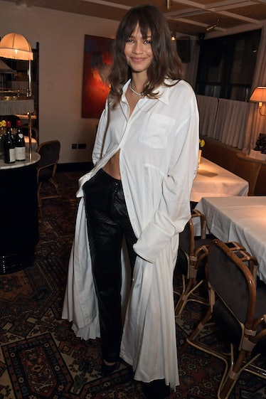 """Zendaya attends post-screening cocktail party for """"Dune"""""""