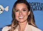 "Katie Thurston, who got engaged to Blake Moynes on ""The Bachelorette,"" attends Freeform Hosts 'Hallo..."