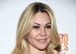 Shanna Moakler reacted to her ex Travis Barker's engagement to Kourtney Kardashian.