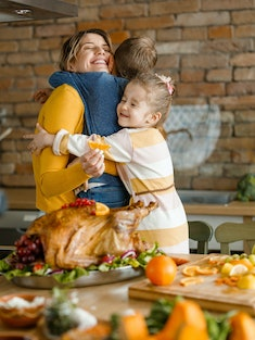 Family Thanksgiving outfits are a sweet way to coordinate and celebrate the holiday.