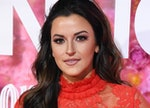 """Bachelor in Paradise alum Tia Booth attends the premiere of Warner Bros. Pictures' """"Isn't It Romanti..."""