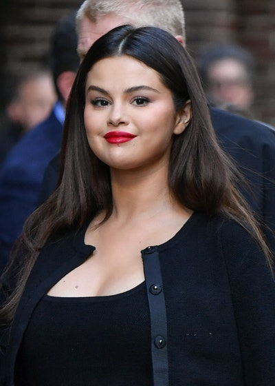 NEW YORK, NY - SEPTEMBER 07:  Selena Gomez is seen on September 7, 2021 in New York City.  (Photo by...