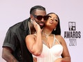 Megan Thee Stallion and boyfriend Pardi Fontaine celebrated their one-year anniversary with spicy In...