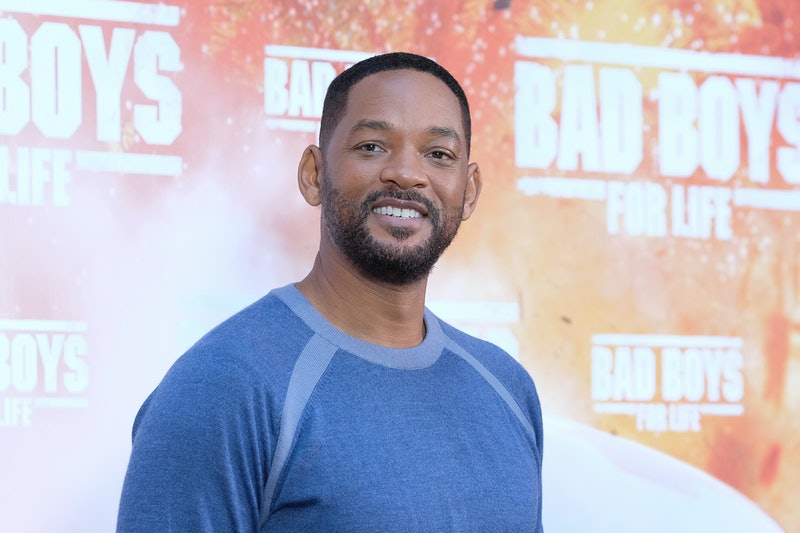 Us actors Martin Will Smith attends 'Bad Boys For Life' photocall at Villa Magna hotel on January 08...
