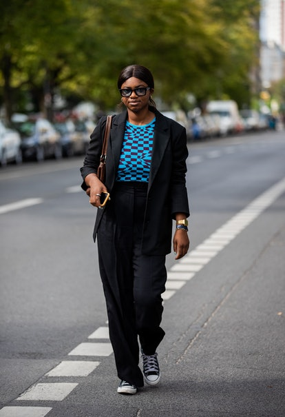 black blazer style