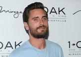 Scott Disick reportedly isn't happy that Kourtney Kardashian is engaged to Travis Barker.