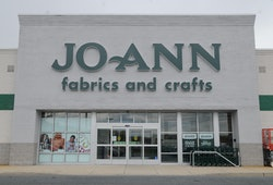 Photo by Tim Leedy 4/11/12Jo-Ann Fabrics opens new store in Wyomissing.The new Wyo store. (Photo By ...