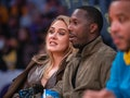 Adele and her new boyfriend Rich Paul were spotted together at the Phoenix Suns game in July of this...