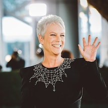 Jamie Lee Curtis on her daughter Ruby's transition.
