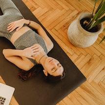 How to practice yoga nidra for sleep.