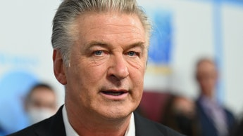 """US actor Alec Baldwin attends DreamWorks Animation's """"The Boss Baby: Family Business"""" premiere at SV..."""