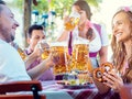 Use these Oktoberfest puns and quotes as Instagram captions.