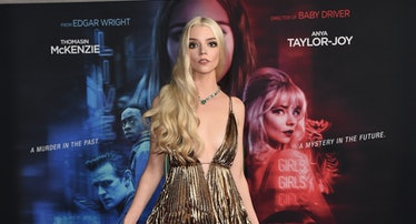 """Anya Taylor-Joy attends Focus Features' Los Angeles Premiere of """"Last Night In Soho"""""""